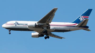 N743AX - Boeing 767-232(BDSF) - Amerijet International