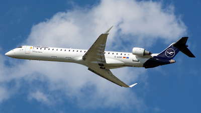A picture of DACNK - Mitsubishi CRJ900LR - Lufthansa - © András Soós