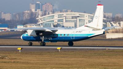 A picture of URBXC - Antonov An24RV - Motor Sich Airlines - © Oleksandr Smerychansky