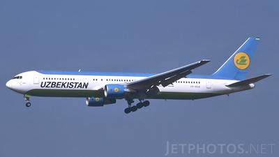VP-BUZ - Boeing 767-33P(ER) - Uzbekistan Airways