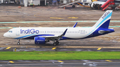 A picture of VTIZY - Airbus A320271N - IndiGo - © Akshay M