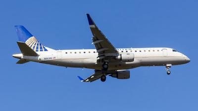 N86316 - Embraer 170-200LR - United Express (Mesa Airlines)