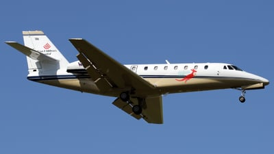 N977TC - Cessna 680 Citation Sovereign - Texas Children Hospital
