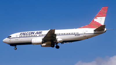 SE-DPC - Boeing 737-33A(QC) - Falcon Air