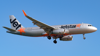 9V-JSS - Airbus A320-232 - Jetstar Asia Airways