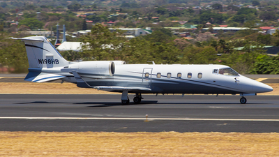 N198HB - Bombardier Learjet 60 - Private
