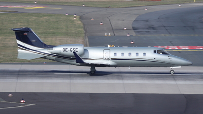 OE-GSE - Bombardier Learjet 60 - Private