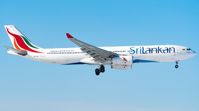 4R-ALM - Airbus A330-343 - SriLankan Airlines