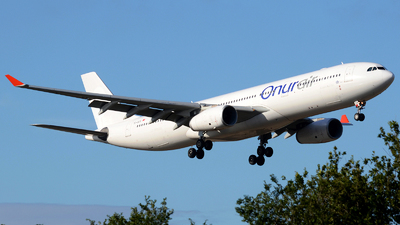 TC-OCS - Airbus A330-343 - Onur Air