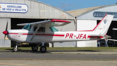 PR-JFA - Cessna 152 - Aero Club - São José dos Campos