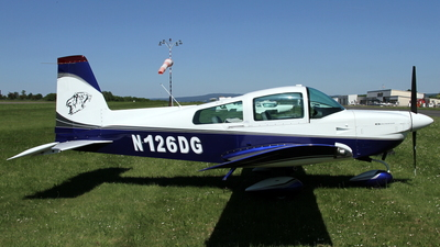 A picture of N126DG - Grumman American AA5B - [AA5B0099] - © Daniel Schwinn