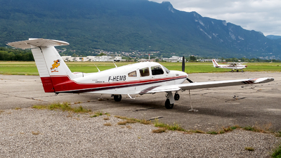 F-HEMB - Piper PA-28RT-201T Turbo Arrow IV - Private