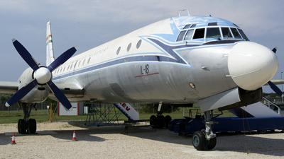 HA-MOA - Ilyushin IL-18V - Malév Hungarian Airlines