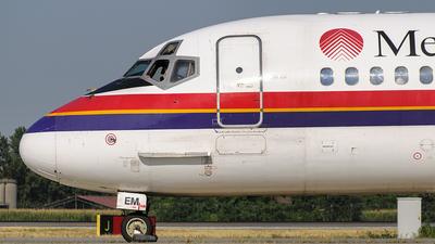 I-SMEM - McDonnell Douglas MD-82 - Meridiana