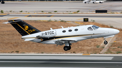 I-STCC - Cessna 510 Citation Mustang - MyJet