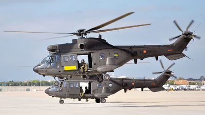 HT.21-06 - Aérospatiale AS 332B Super Puma - Spain - Army