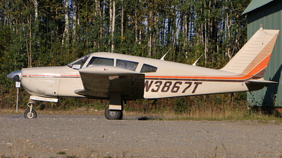 N3867T - Piper PA-28R-180 Cherokee Arrow - Private