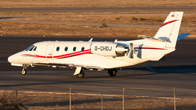 D-CHDJ - Cessna 560XL Citation XLS - Private
