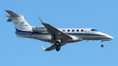 D-CHGS - Embraer 505 Phenom 300 - Fly Home