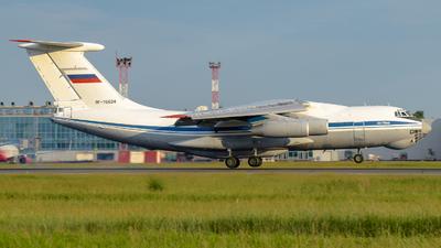 RF-76604 - Ilyushin IL-76MD - Russia - Air Force