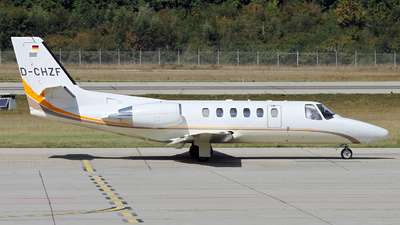 D-CHZF - Cessna 550B Citation Bravo - Tyrol Air Ambulance