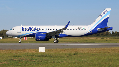 F-WWIE - Airbus A320-271N - IndiGo Airlines