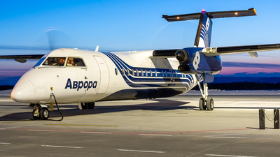 RA-67261 - Bombardier Dash 8-Q315 - Aurora