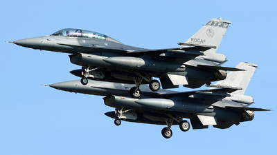 6816 - General Dynamics F-16AM Fighting Falcon - Taiwan - Air Force