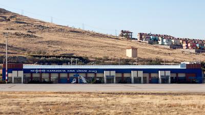 LTAZ - Airport - Terminal