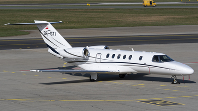 OE-GTI - Cessna 525 Citationjet CJ4 - Smartline