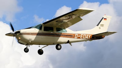 D-EDAY - Cessna T210N Turbo Centurion II - Private