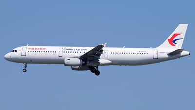 B-6927 - Airbus A321-231 - China Eastern Airlines