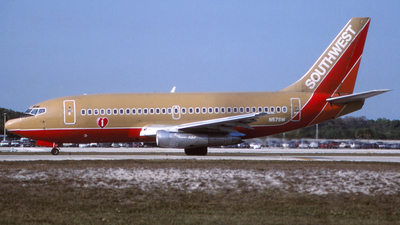N57SW - Boeing 737-2H4(Adv) - Southwest Airlines