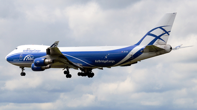 VQ-BJB - Boeing 747-446F(SCD) - Air Bridge Cargo