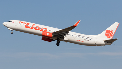 HS-LTW - Boeing 737-9GPER - Thai Lion Air