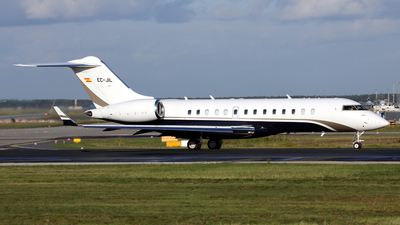 EC-JIL - Bombardier BD-700-1A10 Global Express - Private