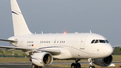 D-APWG - Airbus A318-112(CJ) Elite - K5 Aviation