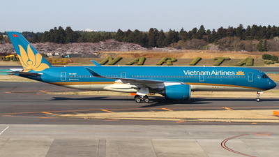 VN-A887 - Airbus A350-941 - Vietnam Airlines