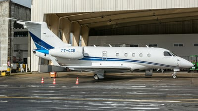 PT-GCR - Embraer EMB-545 Legacy 450  - Private