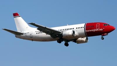 LN-KKB - Boeing 737-33A - Norwegian