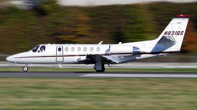 A picture of N831QS - Cessna 560 Citation Encore+ - NetJets - © Chris Sharps