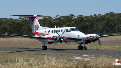 VH-VAE - Beechcraft B200C Super King Air - Air Ambulance Victoria (RFDS)