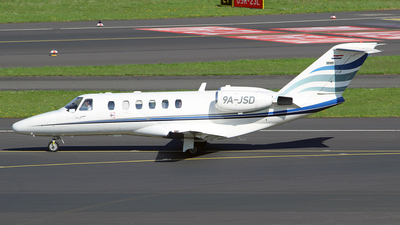 9A-JSD - Cessna 525A CitationJet CJ2 - Private