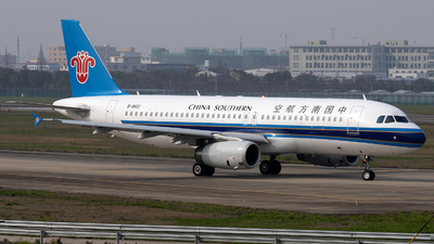 A picture of B1802 - Airbus A320232 - China Southern Airlines - © XPHNGB