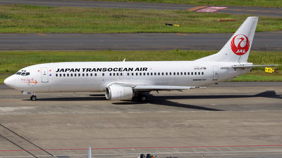JA8991 - Boeing 737-446 - Japan TransOcean Air (JTA)