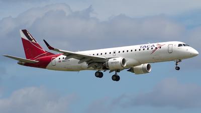 N937TA - Embraer 190-100IGW - TACA International Airlines