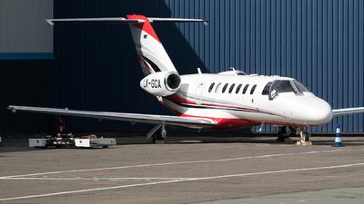 LX-GCA - Cessna 525B CitationJet 3+ - Luxaviation
