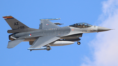 J-019 - General Dynamics F-16AM Fighting Falcon - Netherlands - Royal Air Force