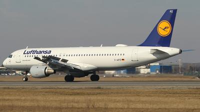 A picture of DAIPZ - Airbus A320211 - [0162] - © Calin Horia Lupu