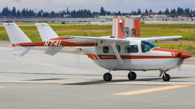 N74L - Cessna 337G Skymaster - Private